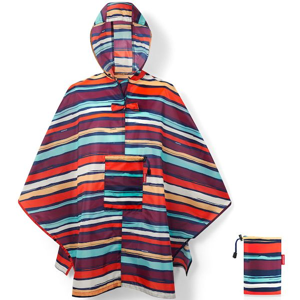 Дождевик Mini maxi Artist Stripes