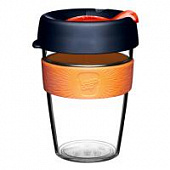 Кружка keepcup original m 340 мл clear shamrock