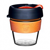 Кружка keepcup original s 227 мл clear shamrock